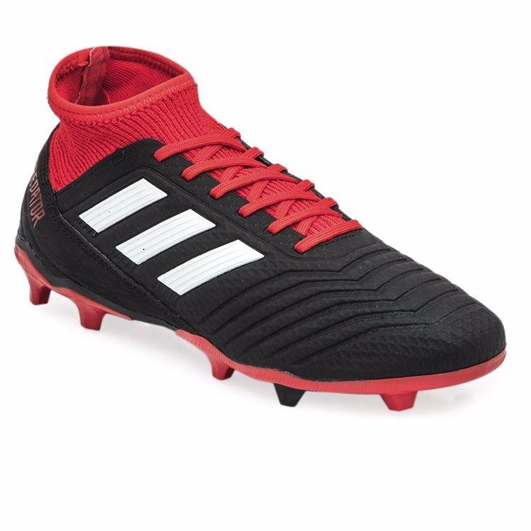 ... core black white gold metallic solar red 49e54 0f543  italy zapatillas  adidas original futbol 5 predator 18.3 fg f2ff7 e066b aa979fbe0de3c