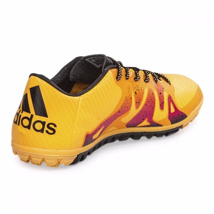 en lugar Al aire libre Repeler  Zapatillas adidas Original Futbol X 15.3 Tf Naranja. - $ 3.621,05 ...