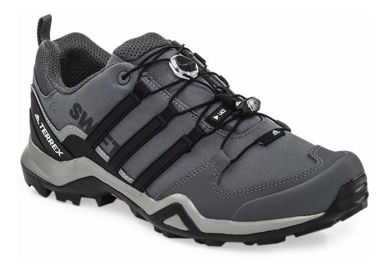 Zapatillas adidas Original Terrex Swift R2 Gris