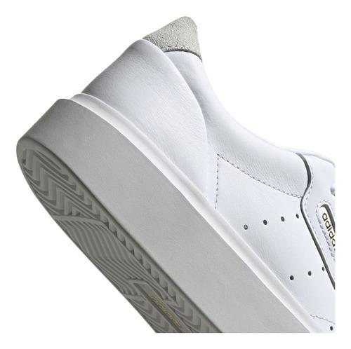 zapatillas adidas originals adidas sleek super w mujer bl/bl