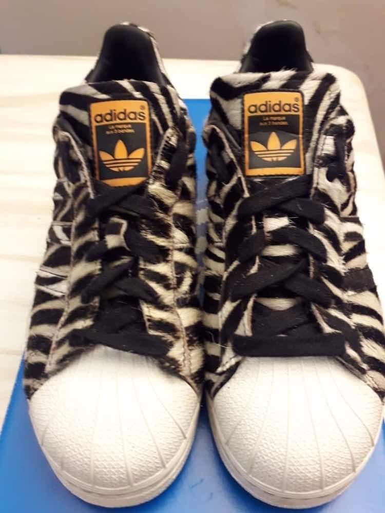 zapatillas adidas cebra