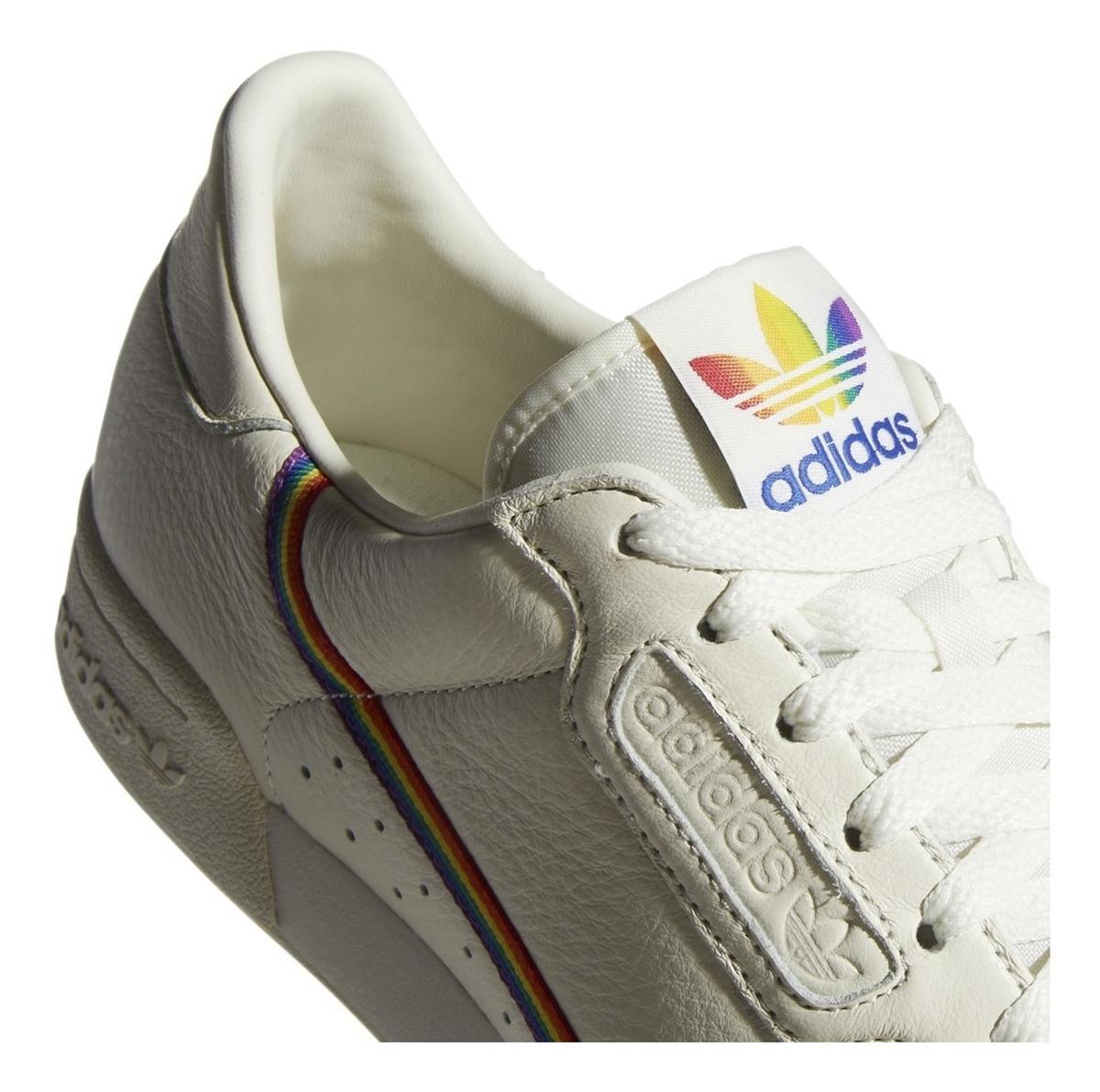 Zapatillas adidas Originals Continental 80 Pride Hombre Cr