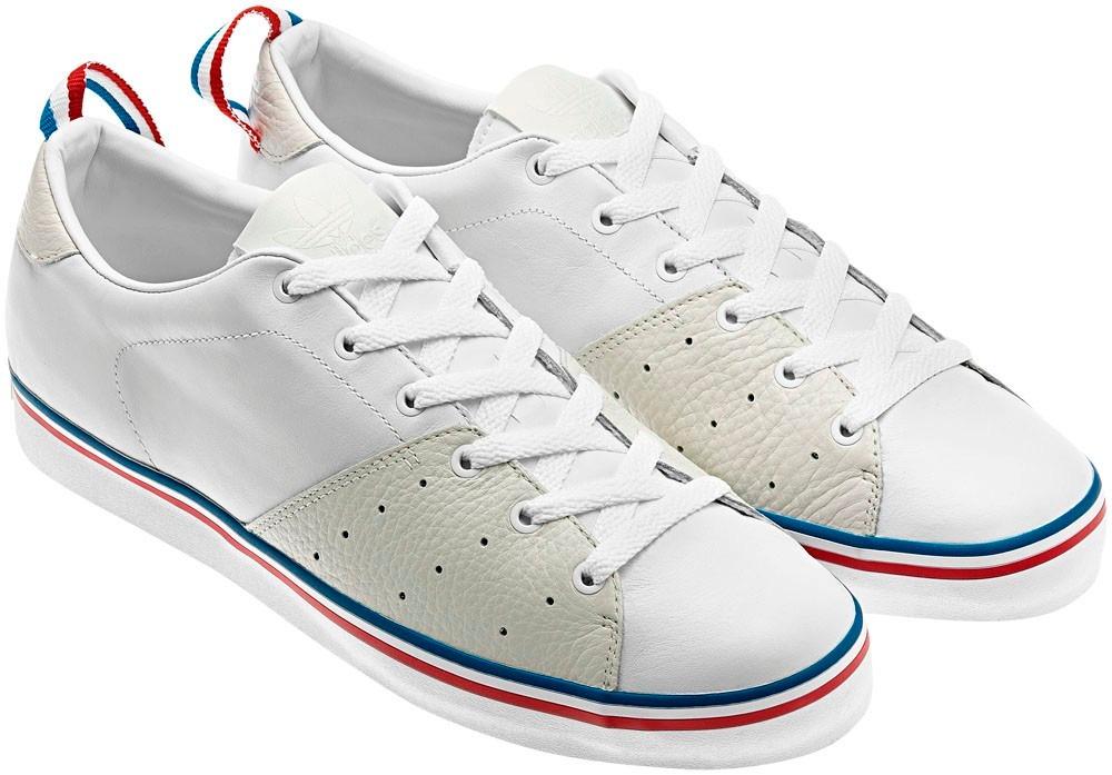 new products 015cd 845d3 zapatillas adidas originals cuero court savvy low. Cargando zoom.