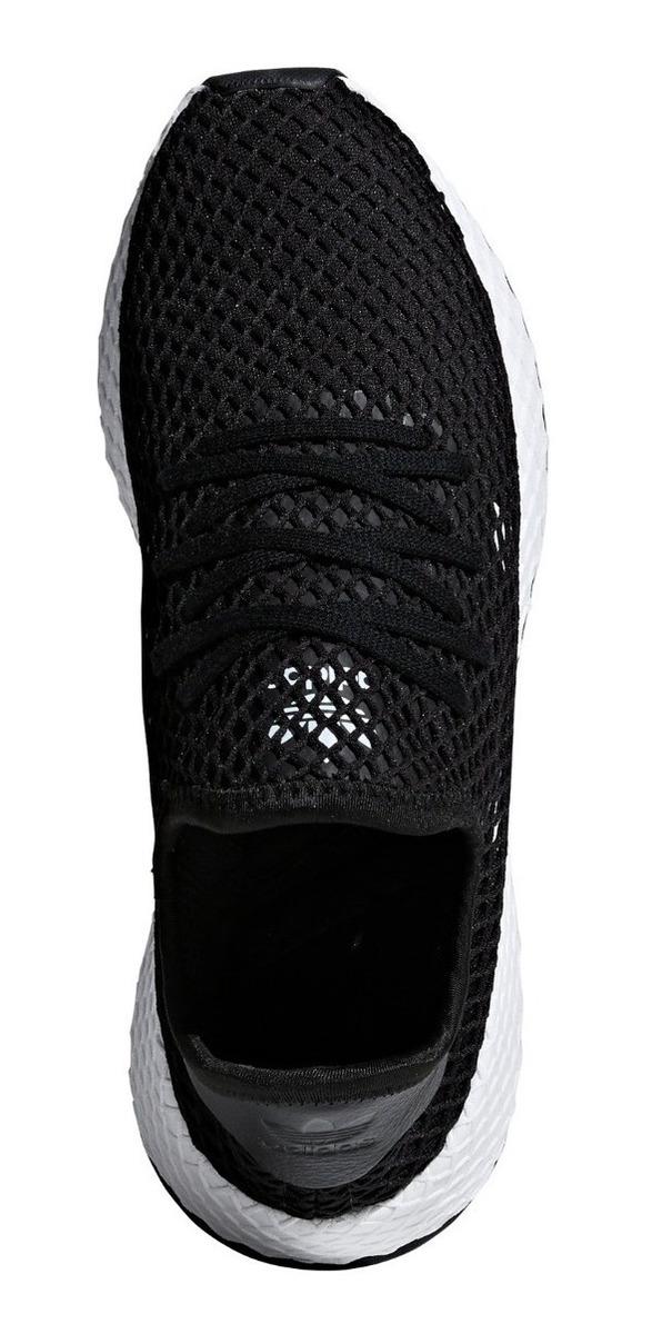 Zapatillas adidas Originals Deerupt Runner Negras De Hombre