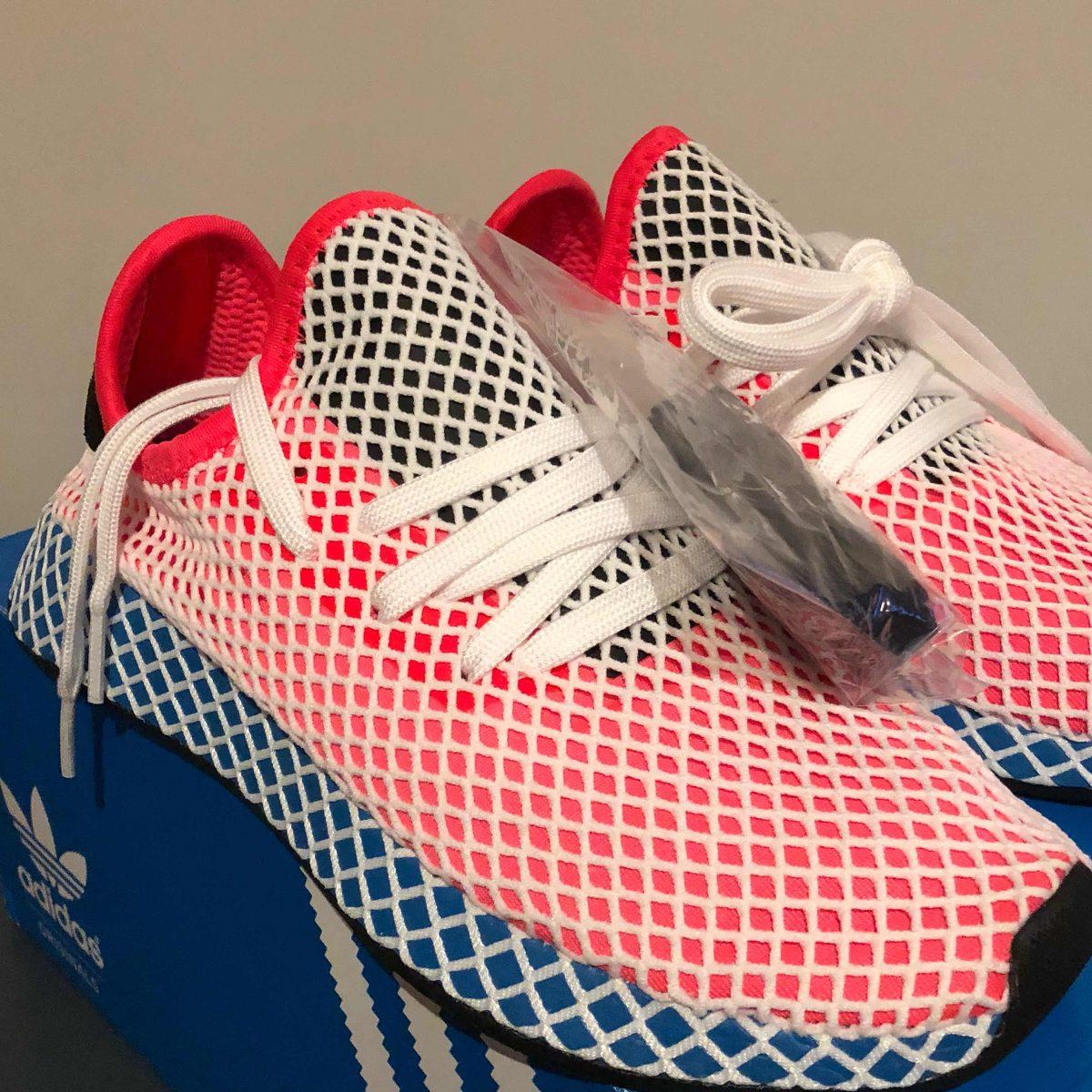 lowest price 792ce 0424d zapatillas adidas originals deerupt talle 38 mujer. Cargando zoom.