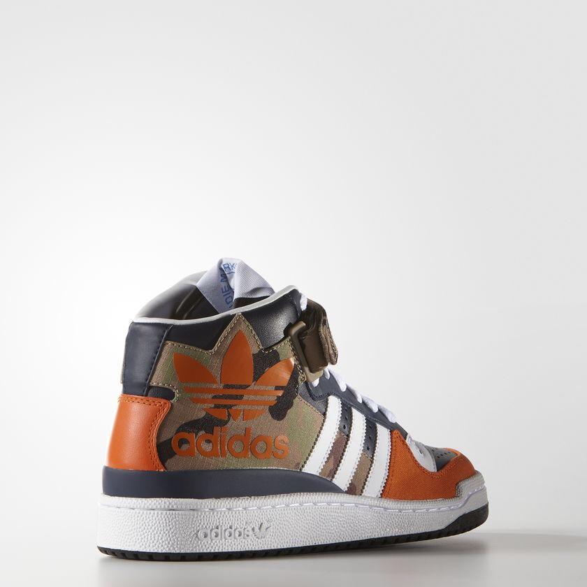 quality design 97bbc 65771 Zapatillas adidas Originals Forum Mid Rs Xl -  3.499,00 en M