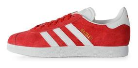 Zapatillas adidas Originals Gazelle Rojas Hombre