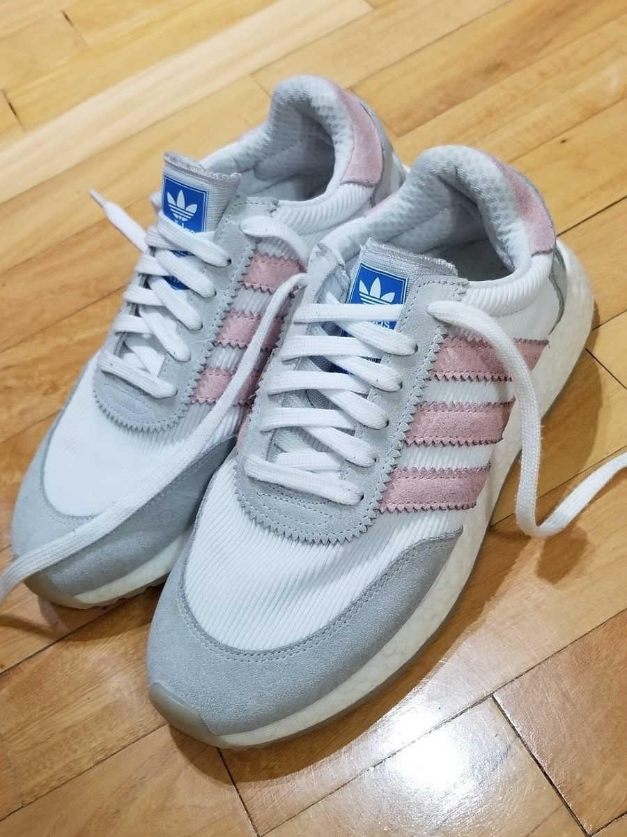 zapatillas adidas i5923 mujer