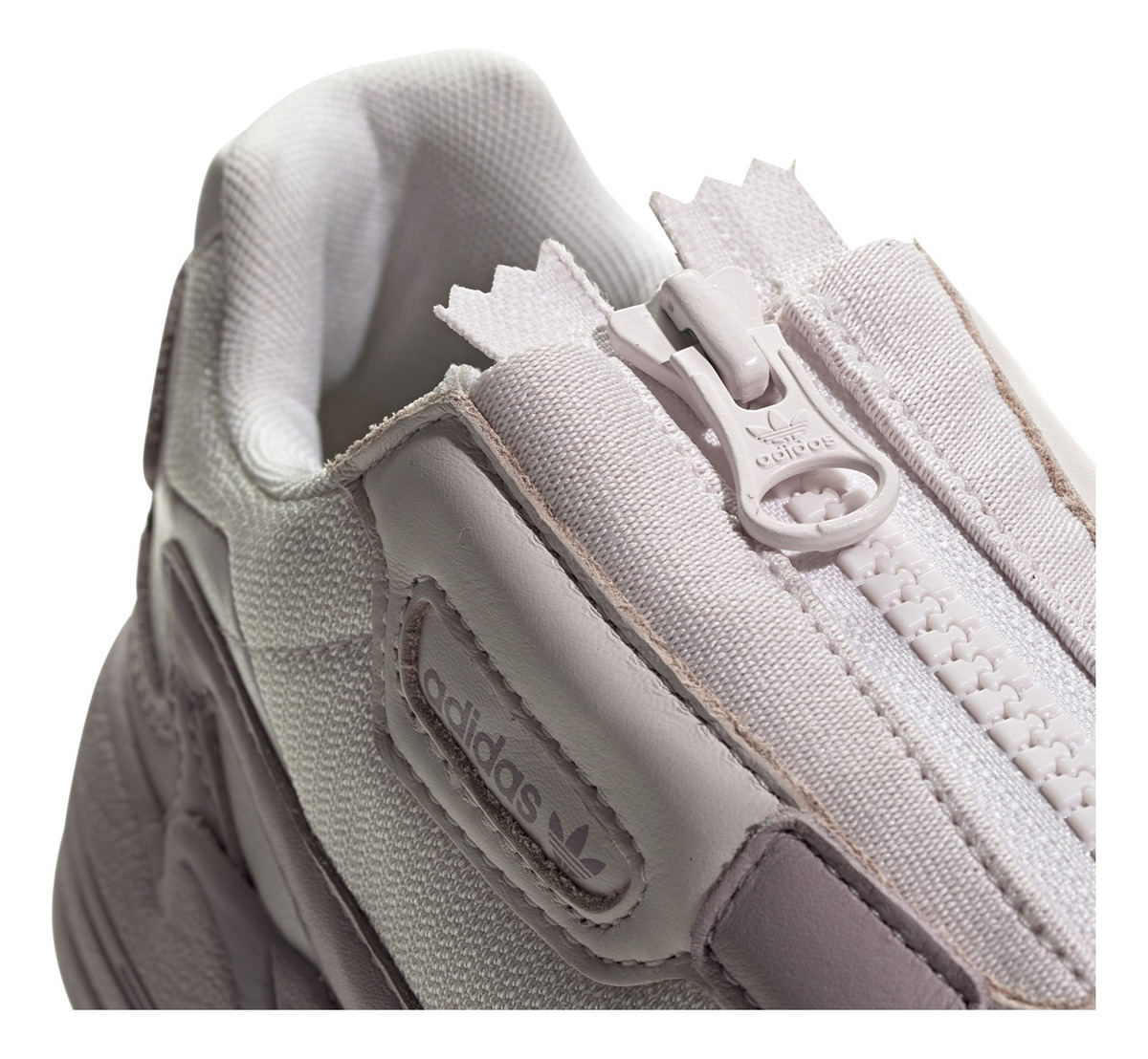 adidas falcon zip mujer