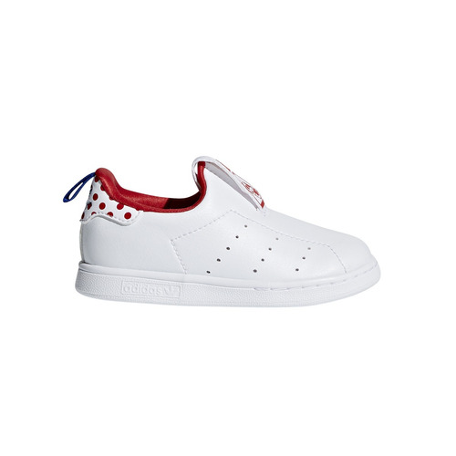 zapatillas adidas originals moda stan smith 360 i bebe bl/rj