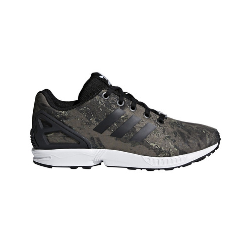 zapatillas adidas originals moda zx flux j mi/ng