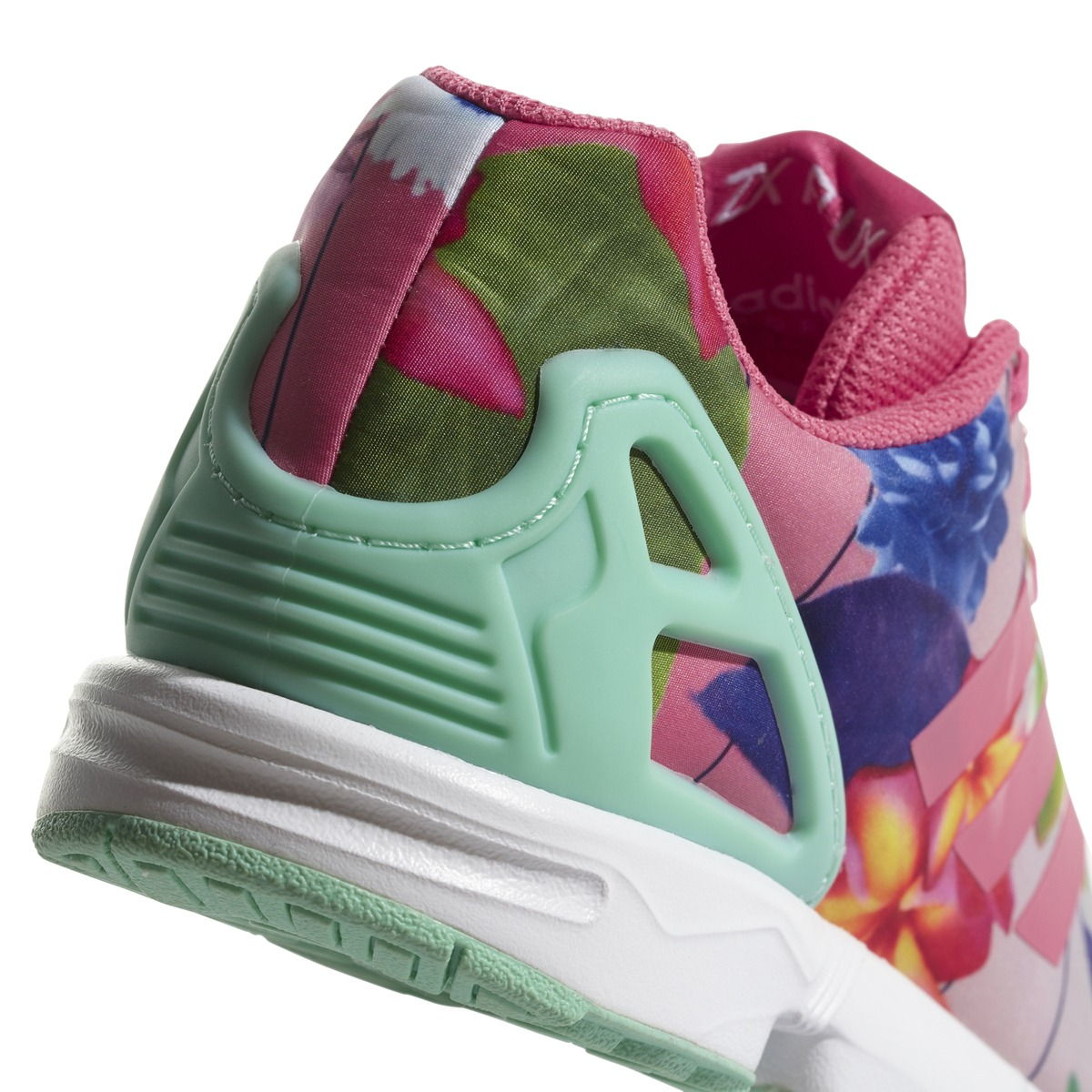 on sale 97030 93bcd Zapatillas adidas Originals Moda Zx Flux J Niña Fu/va