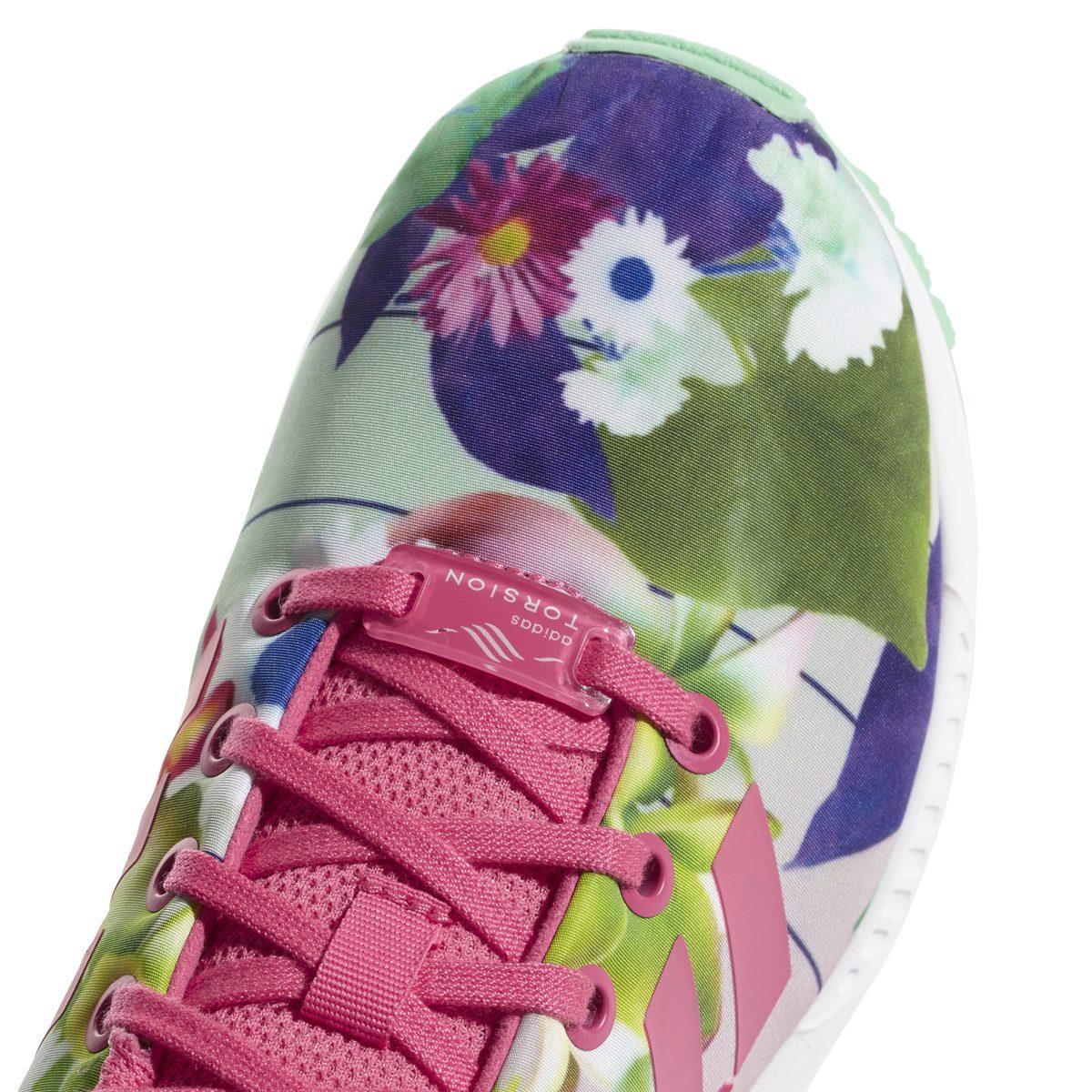888149c99 Zapatillas adidas Originals Moda Zx Flux J Niña Fu va -   2.199