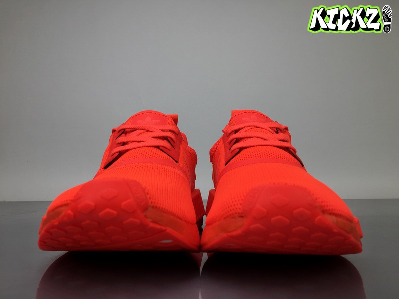 Zapatillas adidas Originals Nmd R1 Solar Red Fotos Reales