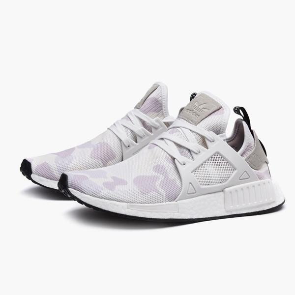 info for 59d0d aa4b8 Zapatillas adidas Originals Nmd Xr1 Camo White Grey / Mujer