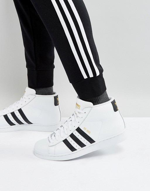Zapatillas adidas Originals Pro Model Hombre Botas Envío