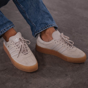 Adidas Zapatillas Originals Plataforma N0 Sambarose Converse SzVjLUpGMq
