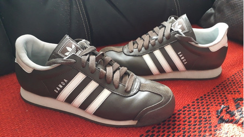 zapatillas adidas originals samoa talla 9us 43 1/3