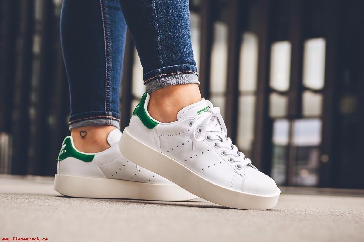 Precio reducido tienda oficial bienes de conveniencia Zapatillas adidas Originals Stan Smith Bold Mujer