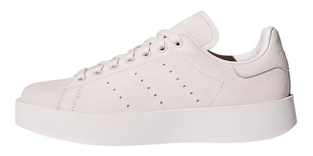 adidas stan smith bold mujer