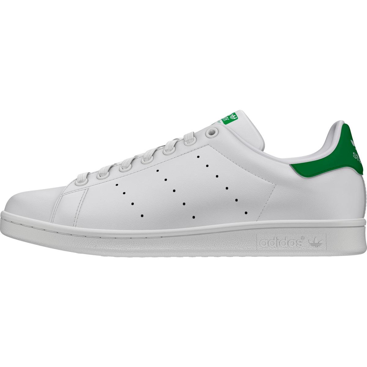 adidas Originals STAN SMITH Zapatillas Hombre Velcro Casual