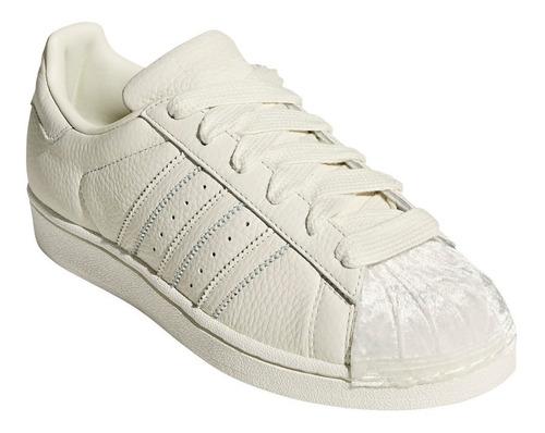zapatillas adidas beige mujer