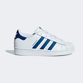 Zapatillas Adidas Niños Adidas Originals Superstar Rojas