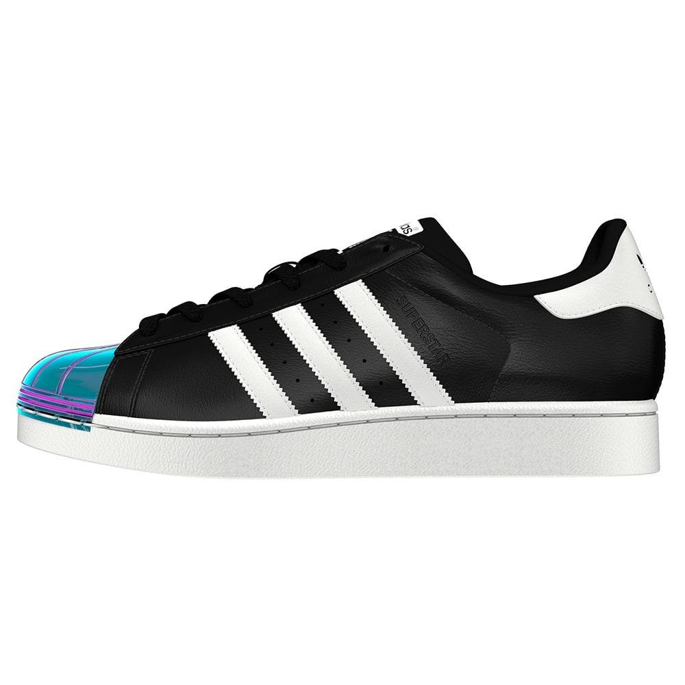 e5f955e5035 zapatillas adidas originals superstar mt negra mujer. Cargando zoom.