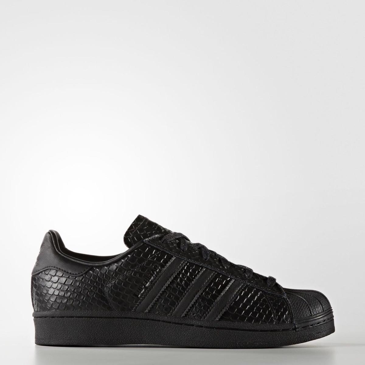 promo code e44fa 7ecd2 zapatillas adidas originals superstar negra mujer originales. Cargando zoom.