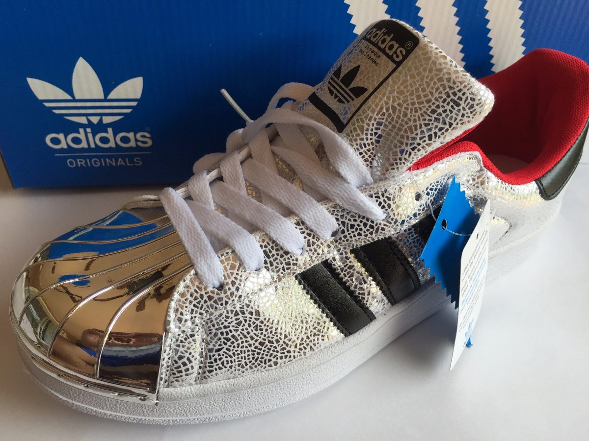 Adidas PlateadasMujer Zapatillas Superstar Originals thsQrxoBdC