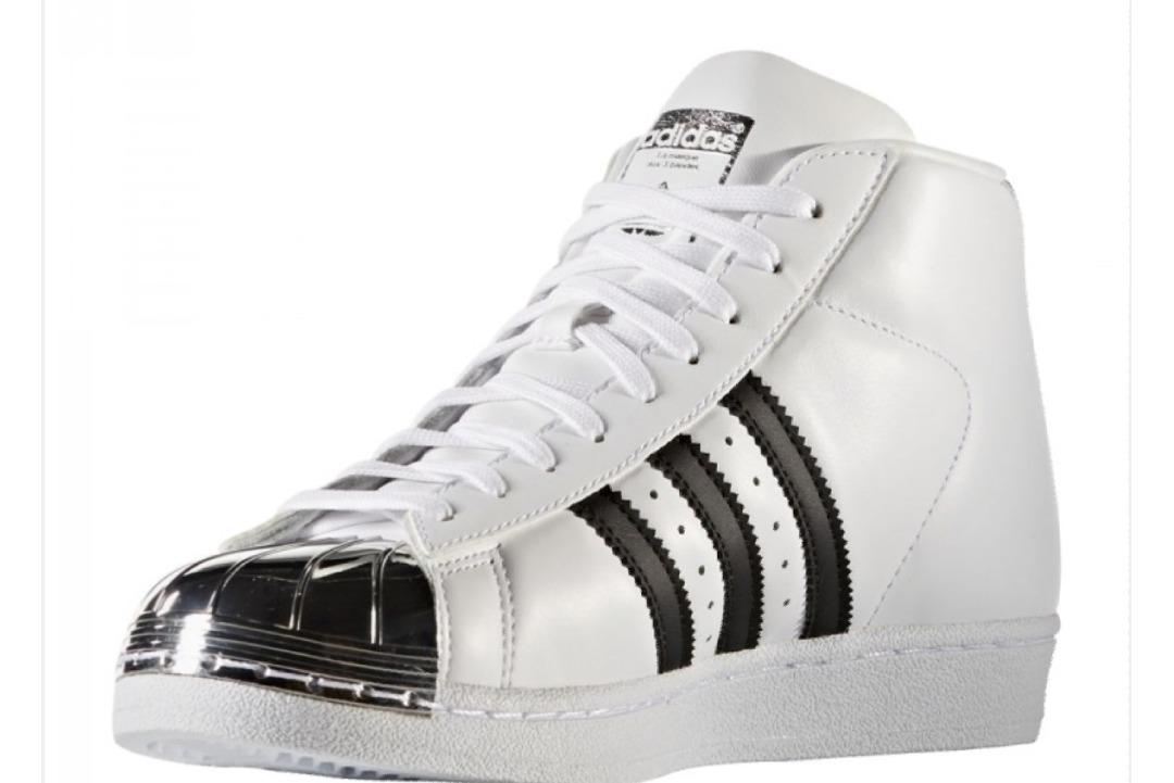 super popular 95554 02045 zapatillas adidas originals superstar promodel metal toe. Cargando zoom.
