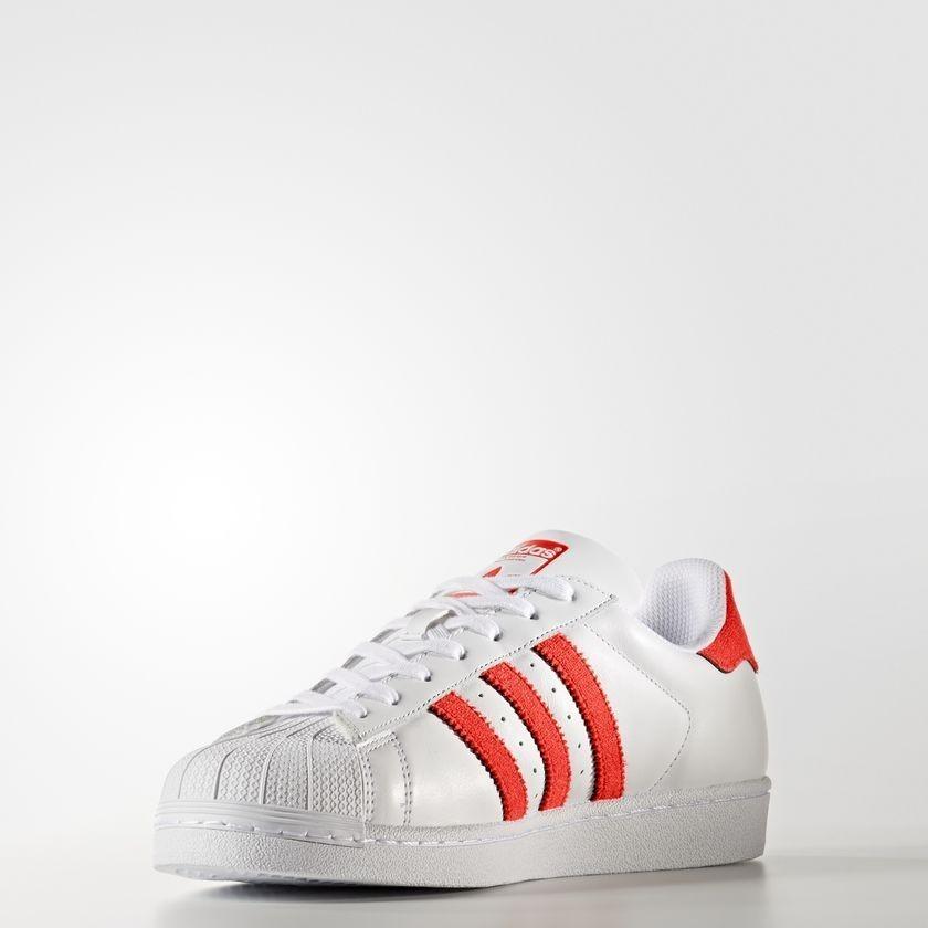 b91b116badb ... promo code for zapatillas adidas originals superstar red rojo blanco  bz0191. cargando zoom. 185f2