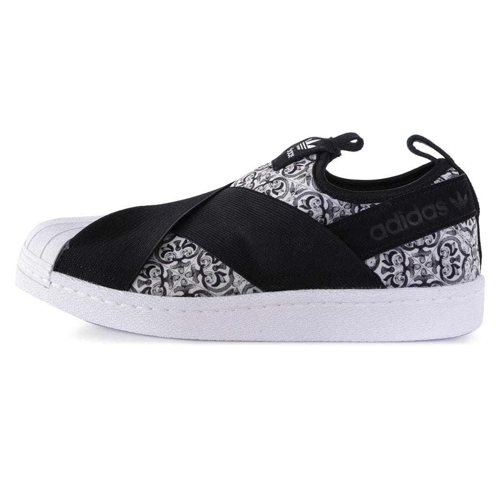 0e4efd7cde6 ... discount zapatillas adidas originals superstar slip on negro mujer. cargando  zoom. 54ebb ce94a