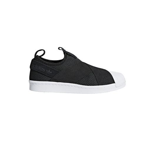 zapatillas adidas originals superstar slip on w mujer ng/ng