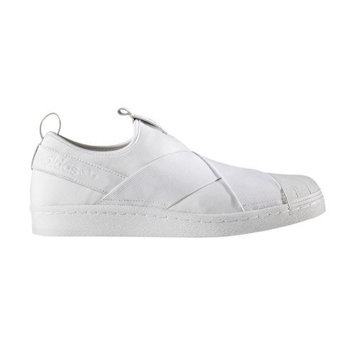 zapatillas adidas originals superstar slipon hombre bl/bl