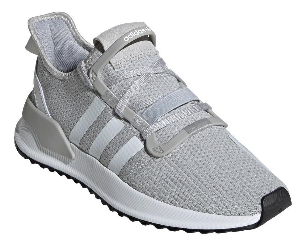 adidas mujer zapatilla gris