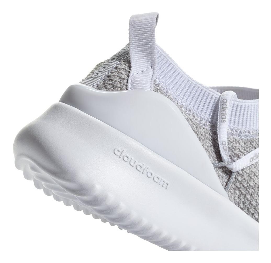 zapatillas adidas grises mujer