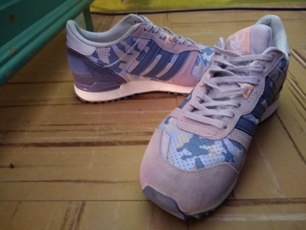 Adidas Rosamorado Zapatillas Militar15 Zx 700 000 Originals nNm0w8
