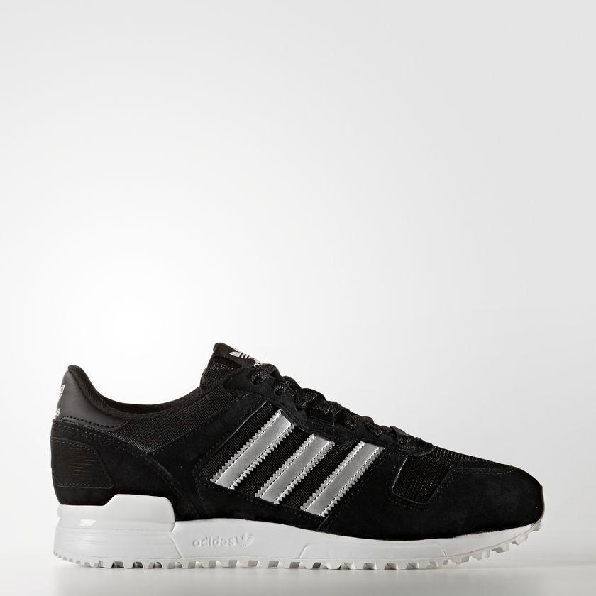Zapatillas de deporte negras ZX 700 de adidas Originals adidas Originals 7GIsqNZFhV