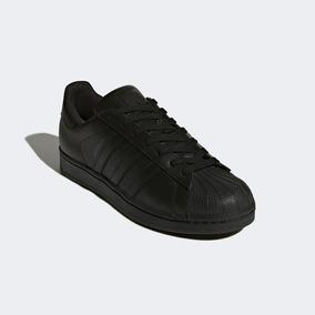 zapatillas adidas hombre negras