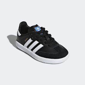 zapatillas adidas samba negras