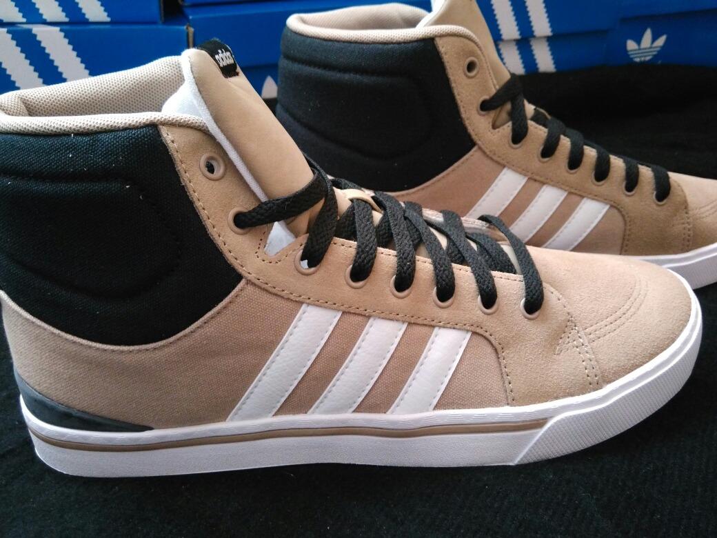 St Piel Adidas Con Y Gamuza Park Zapatillas Mid Botitas nP8N0wOkX