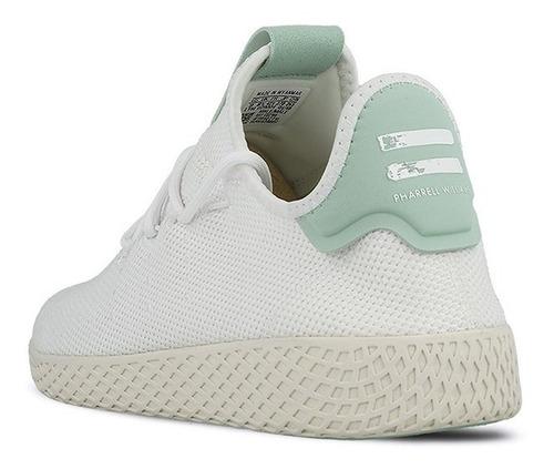zapatillas adidas pharrell williams blanco para hombre ndph