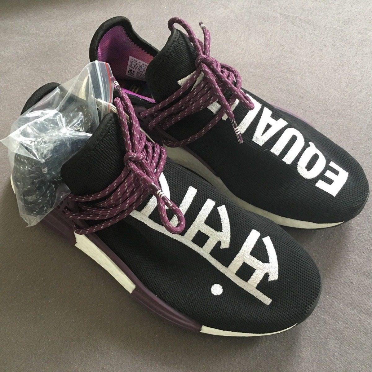859630972ca14 zapatillas adidas pharrell williams hu holi nmd equality. Cargando zoom.