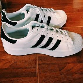 zapatos de separación 7d2d8 16e8e Zapatillas adidas Plataforma 7.5