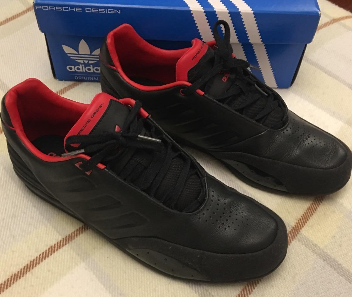 the best attitude 2dd3d 1a1b8 zapatillas adidas porsche design 917 talle 10us o 44 negro. Cargando zoom.