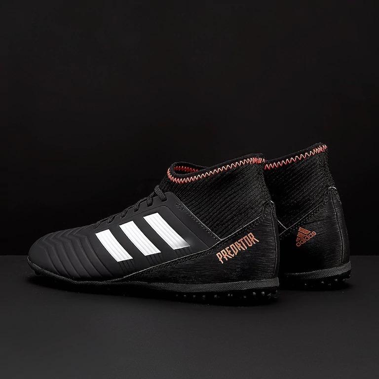 Zapatillas adidas Predator Tango 18.3 Para Niño Turf Nuevas - S  390 ... 799f288326462