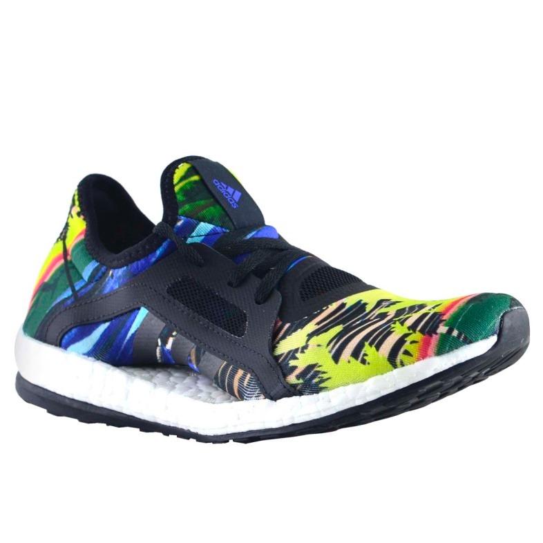 d9be27cf457 ... france zapatillas adidas pure boost x mujer negro amarillo fb23e 240b3