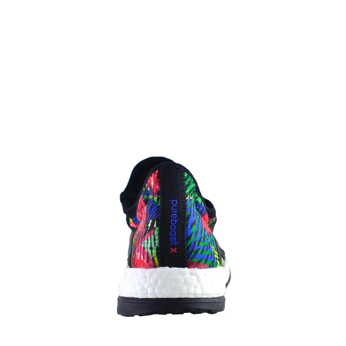 c27a78236a4a1 zapatillas adidas pureboost x estampada running de mujer. Cargando zoom.