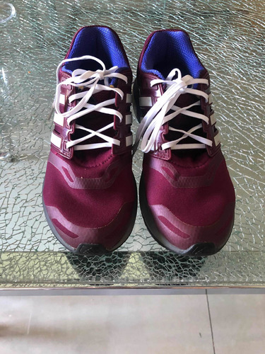 zapatillas adidas questar boots bordo